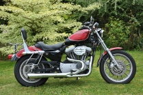 mon sportster customs de 2004 - 2008